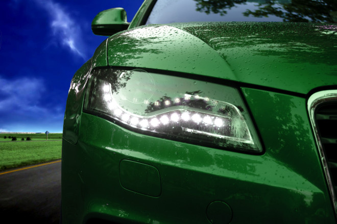 Switch Out Canada: Cars say bye bye mercury, hello LED